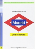 Madrid: Me encantas!  A2 + audio CD
