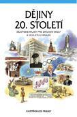 Dějiny 20. století - dějepisný atlas