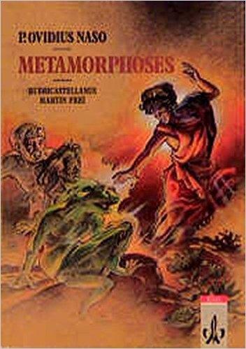 Metamorphoses - latinský komiks