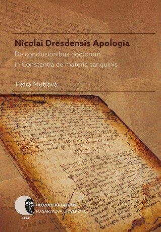 Nicolai Dresdensis Apologia