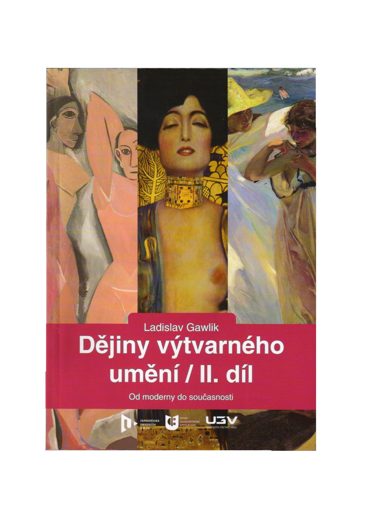 Dějiny výtvarného umění 2. díl