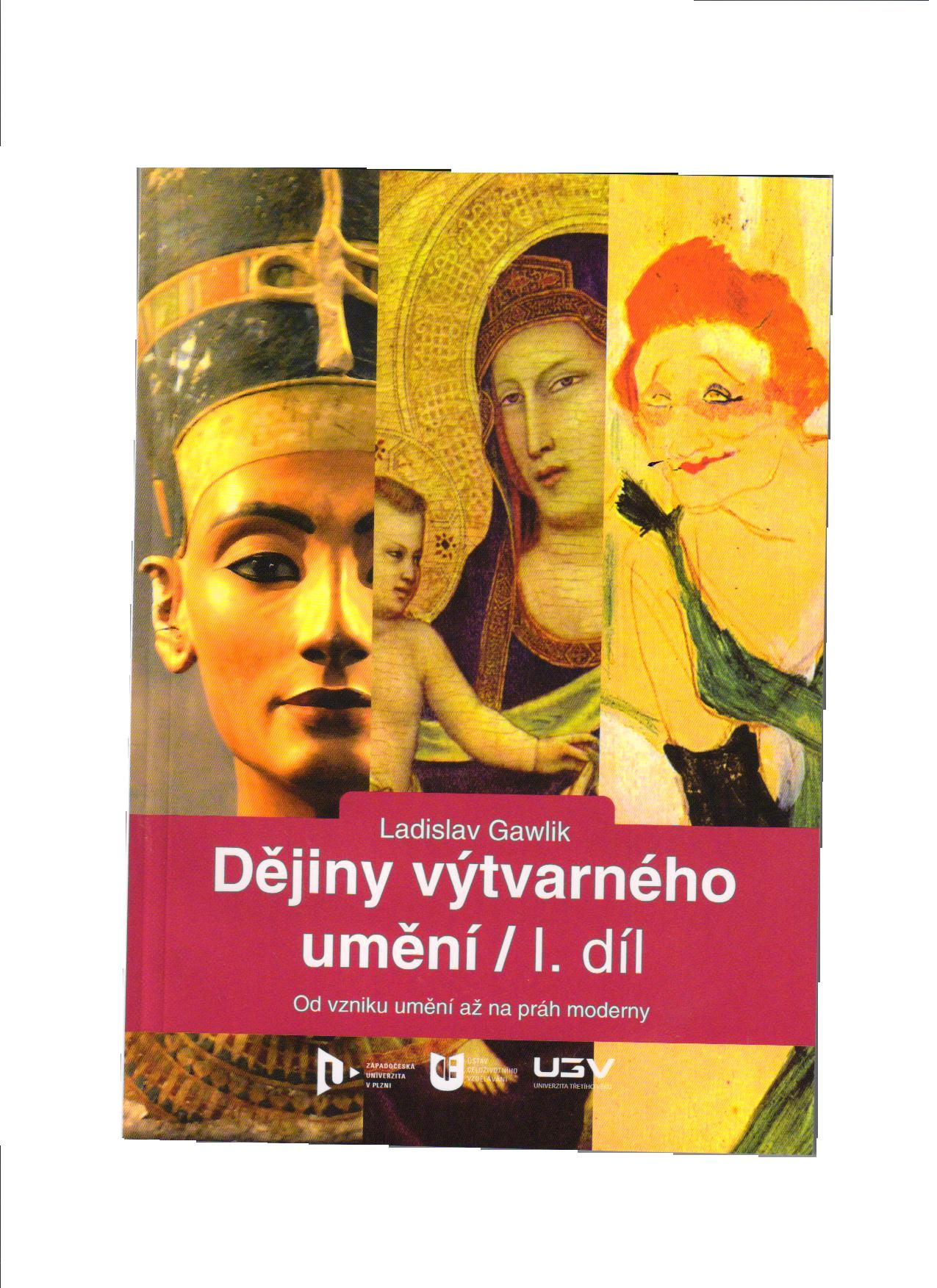 Dějiny výtvarného umění I. díl