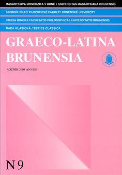 Graeco-Latina brunensia N9