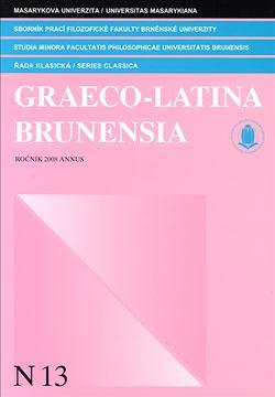 Graeco-Latina brunensia N13