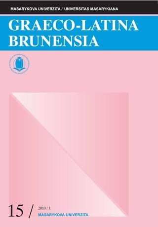 Graeco-Latina brunensia N15