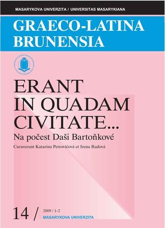 Graeco-Latina brunensia N14