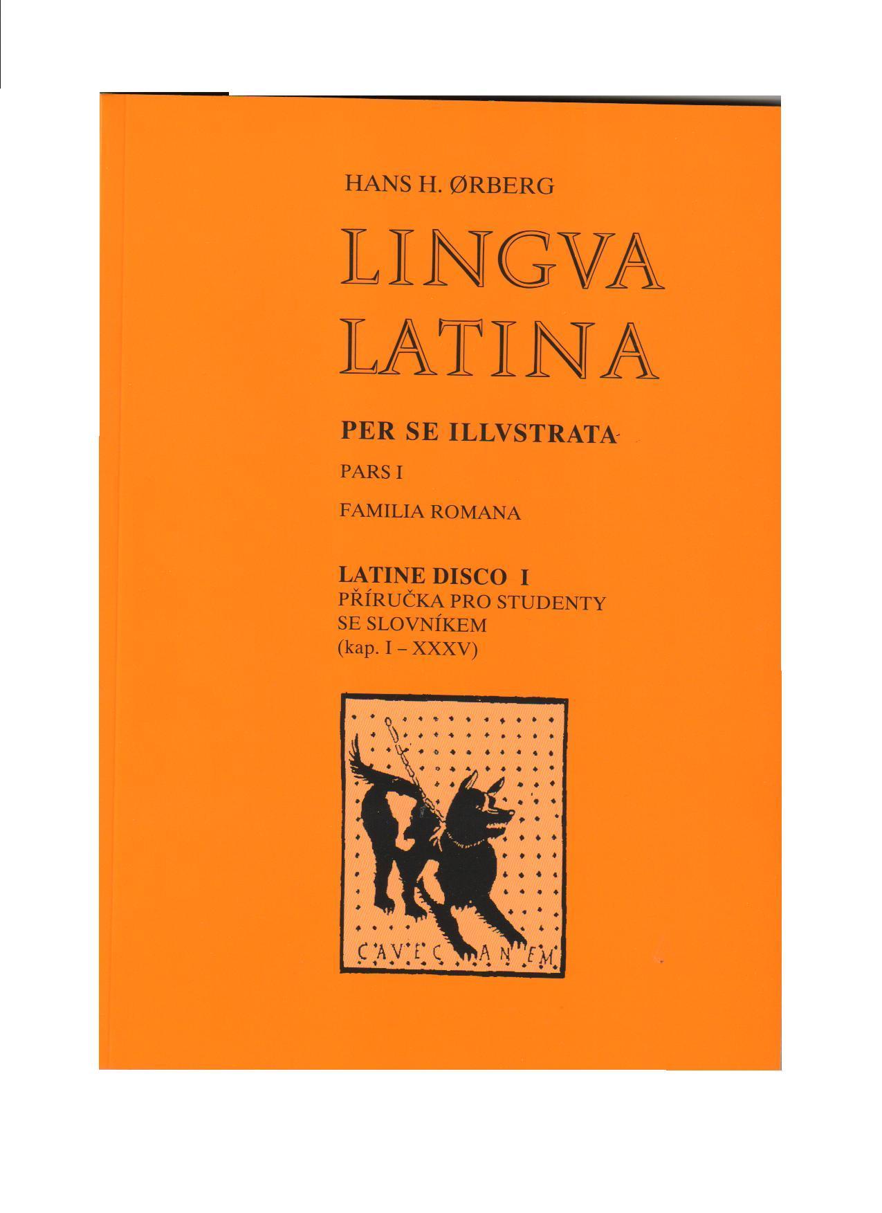 Fotografie Latine disco I. - se slovníkem