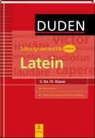 Fotografie Duden Schulgrammatik extra Latein